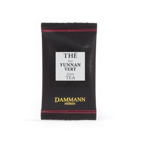 Thé Yunnan Dammann Frères - 4 boîtes de 96 sachets