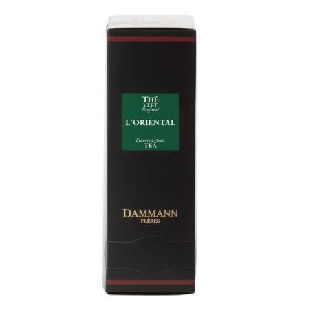 Thé l'Oriental Dammann Frères - 4 boîtes de 24 sachets