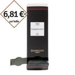 Thé Darjeeling Dammann Frères - 4 boîtes de 24 sachets suremballés pour entreprise pas cher