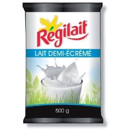 Lait en poudre Régilait pour boissons gourmandes les machines à café pour entreprises hotel et collectivité