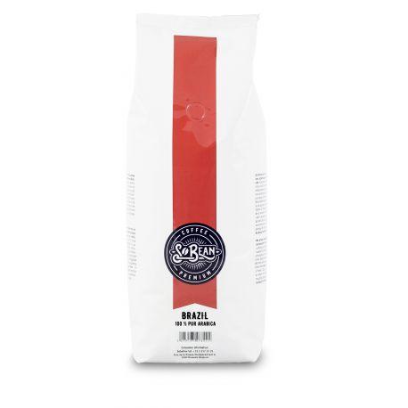 SoBean - café en grains Brazil pour la pause-café en entrepris et professionnels