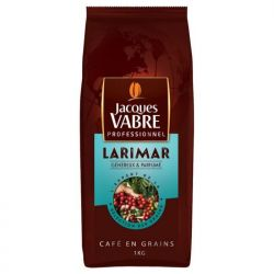 Café en grain Larimar Jacques Vabre pauseobureau