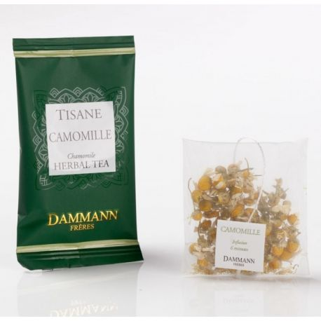 Dammann Frères - infusion Camomille