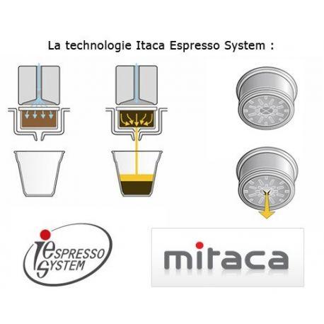 Capsules Illy espresso medium